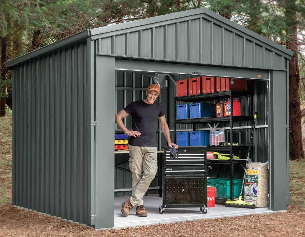 Stratco Patios Sheds Fencing Roofing Garages