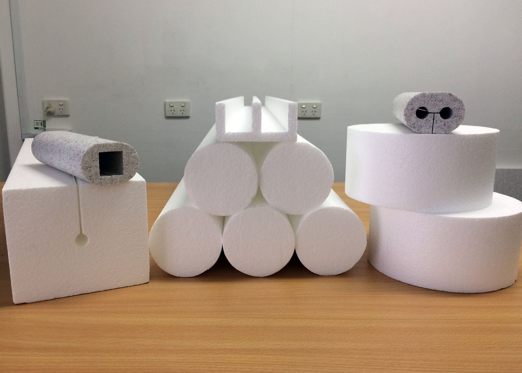 Expanded Polystyrene Blocks Stratco