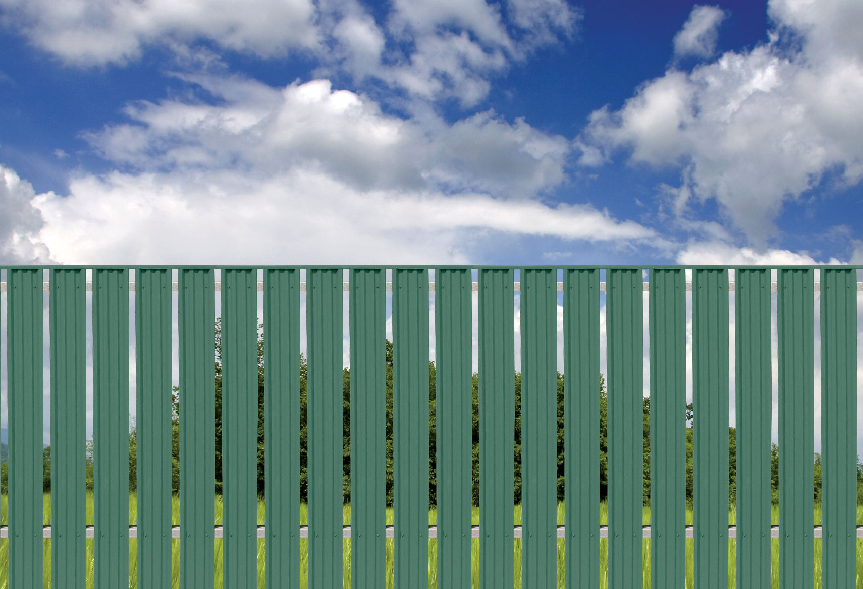 Style Line Cyclonic Fencing Stratco