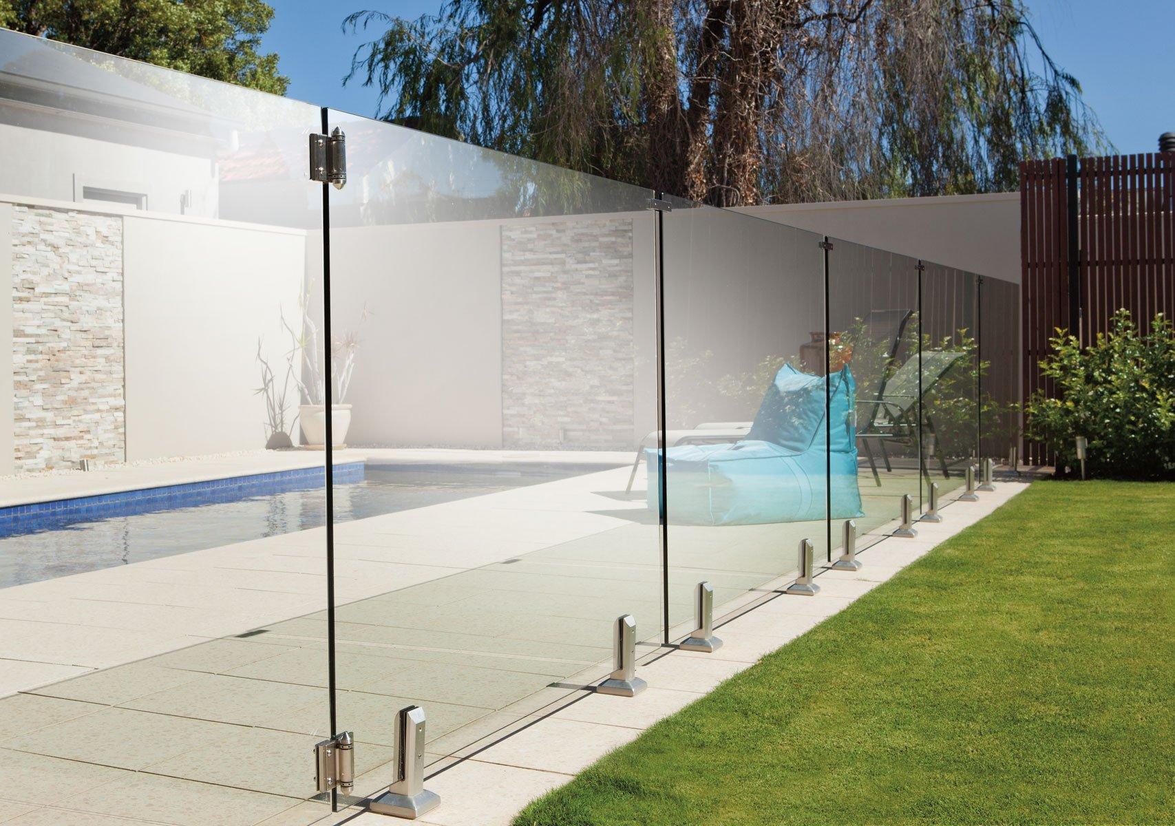Frameless Glass Fencing Stratco