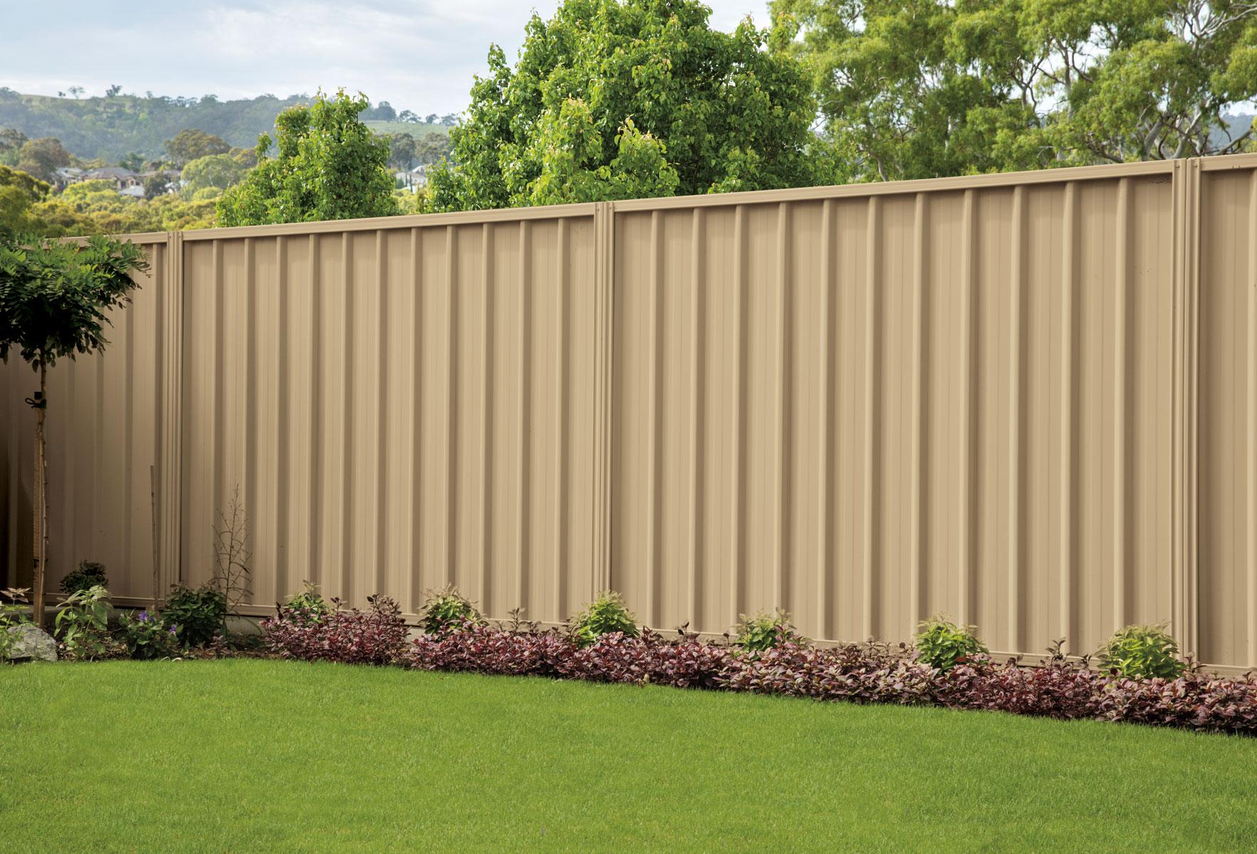Good Neighbour Superdek 1800Mm High Fence Panel Sheet ...