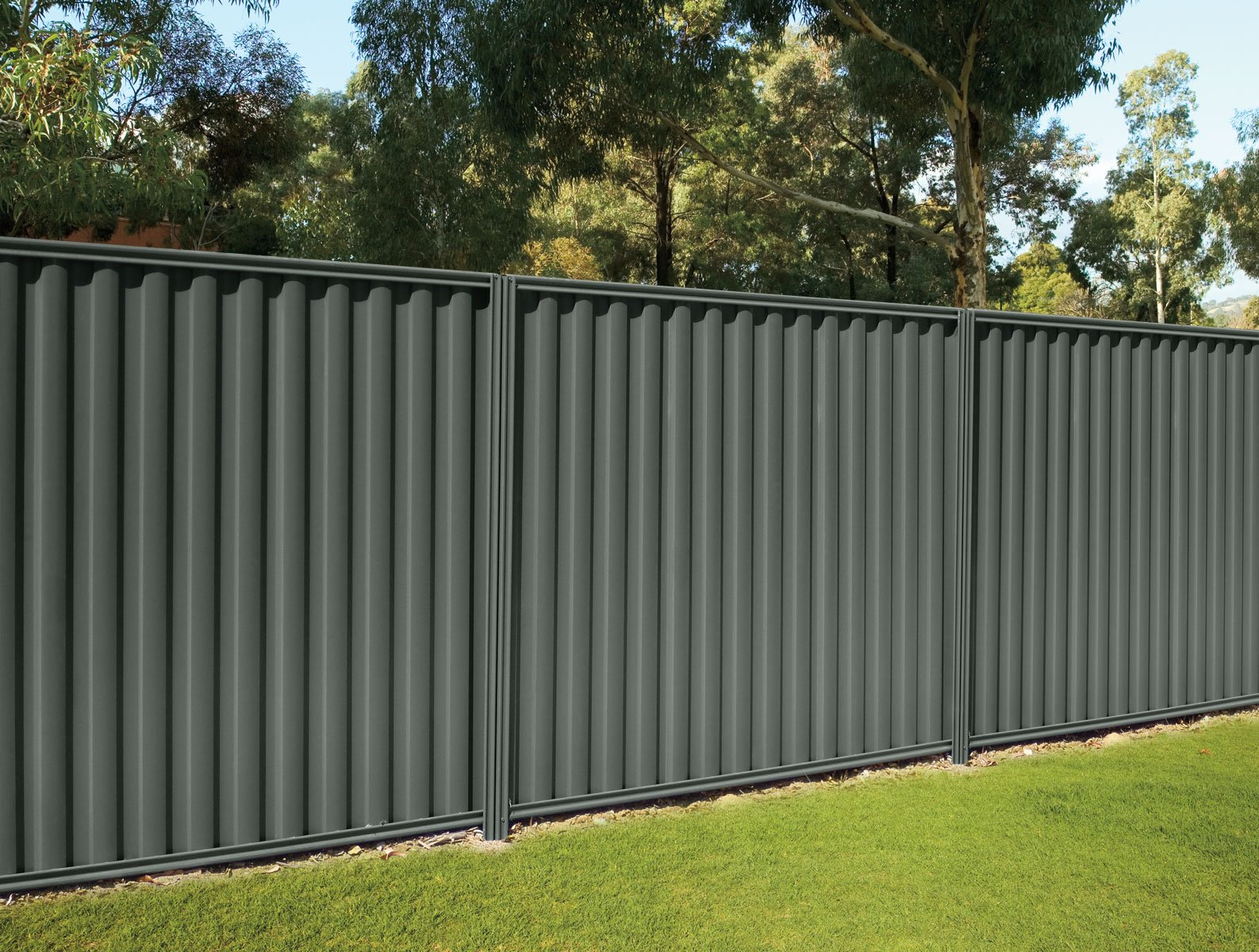 Good Neighbour Wavelok 1800mm High Fence Panel Sheet