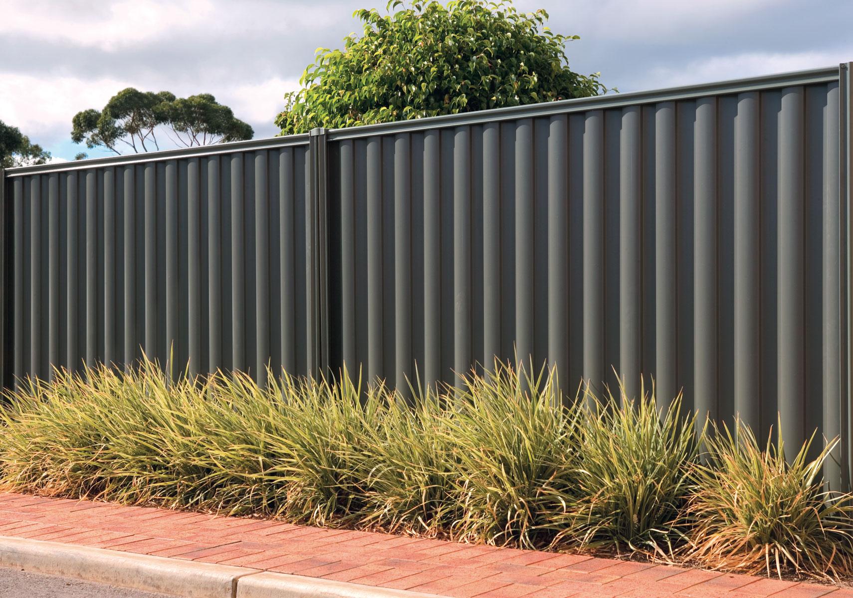 Good Neighbour Wavelok 1800mm High Fence Panel Sheet
