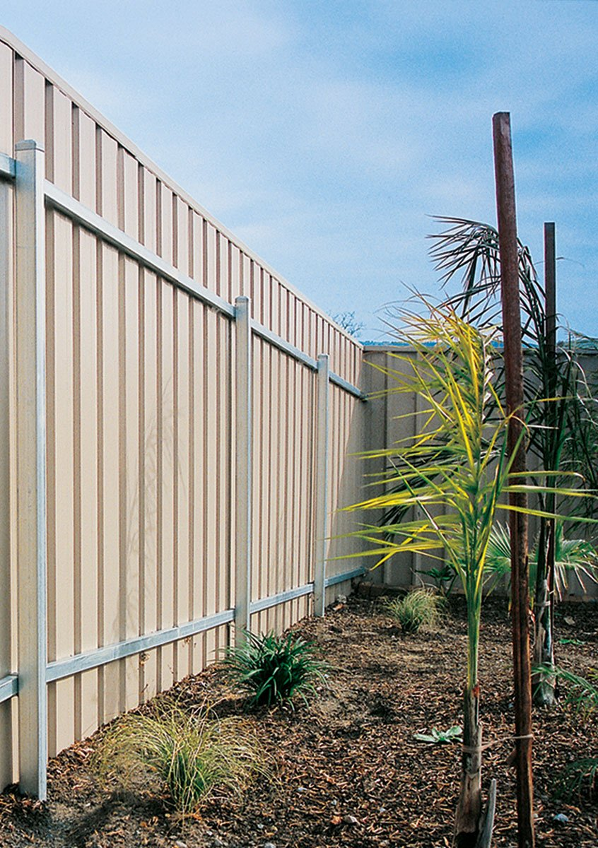 Post Amp Rail Fencing Stratco
