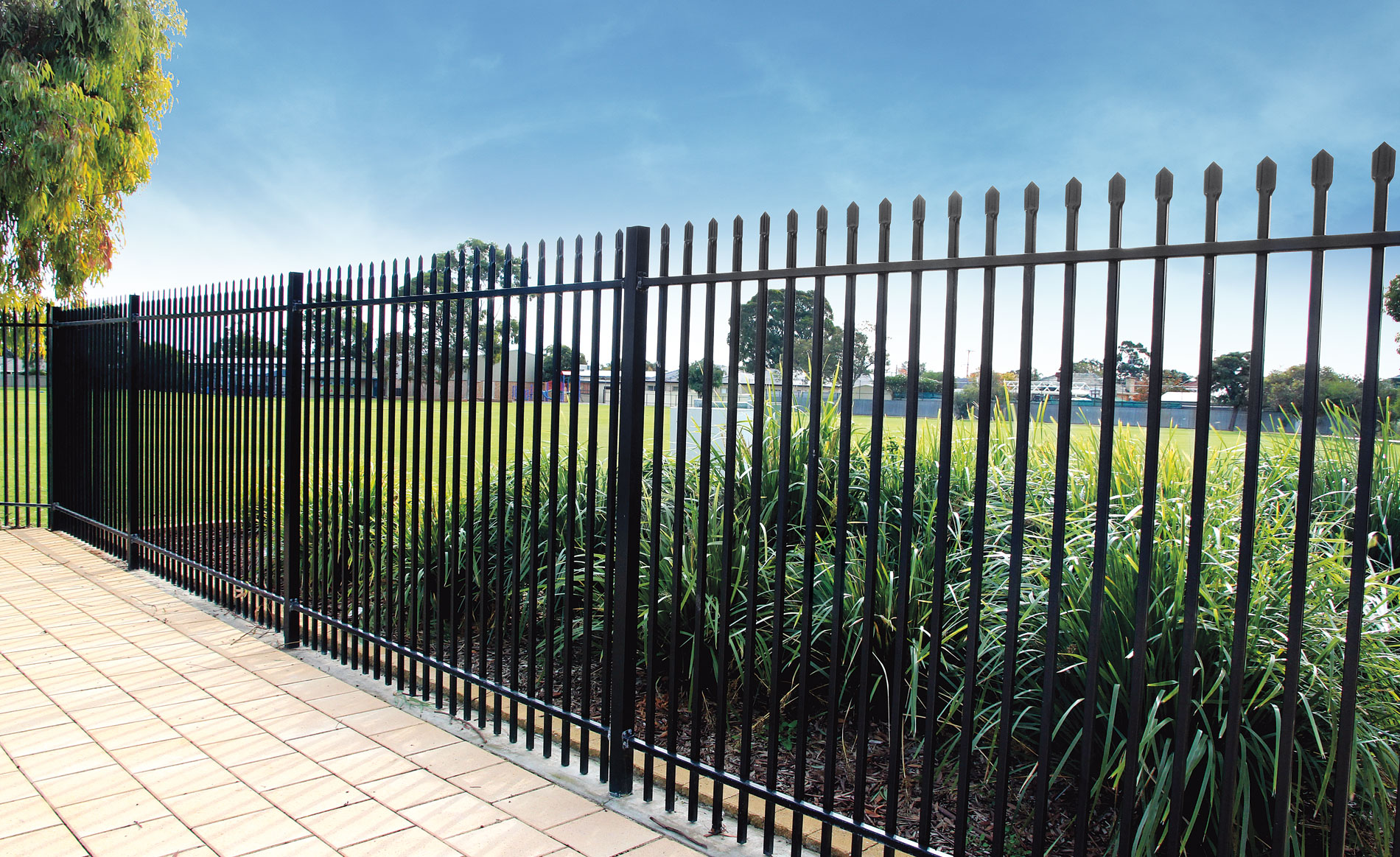 Security Gates And Fences