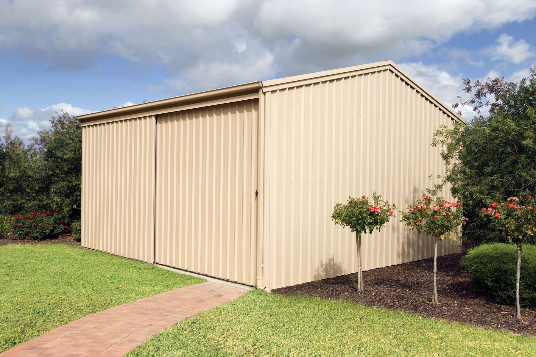 Gable Roof Shed Stratco