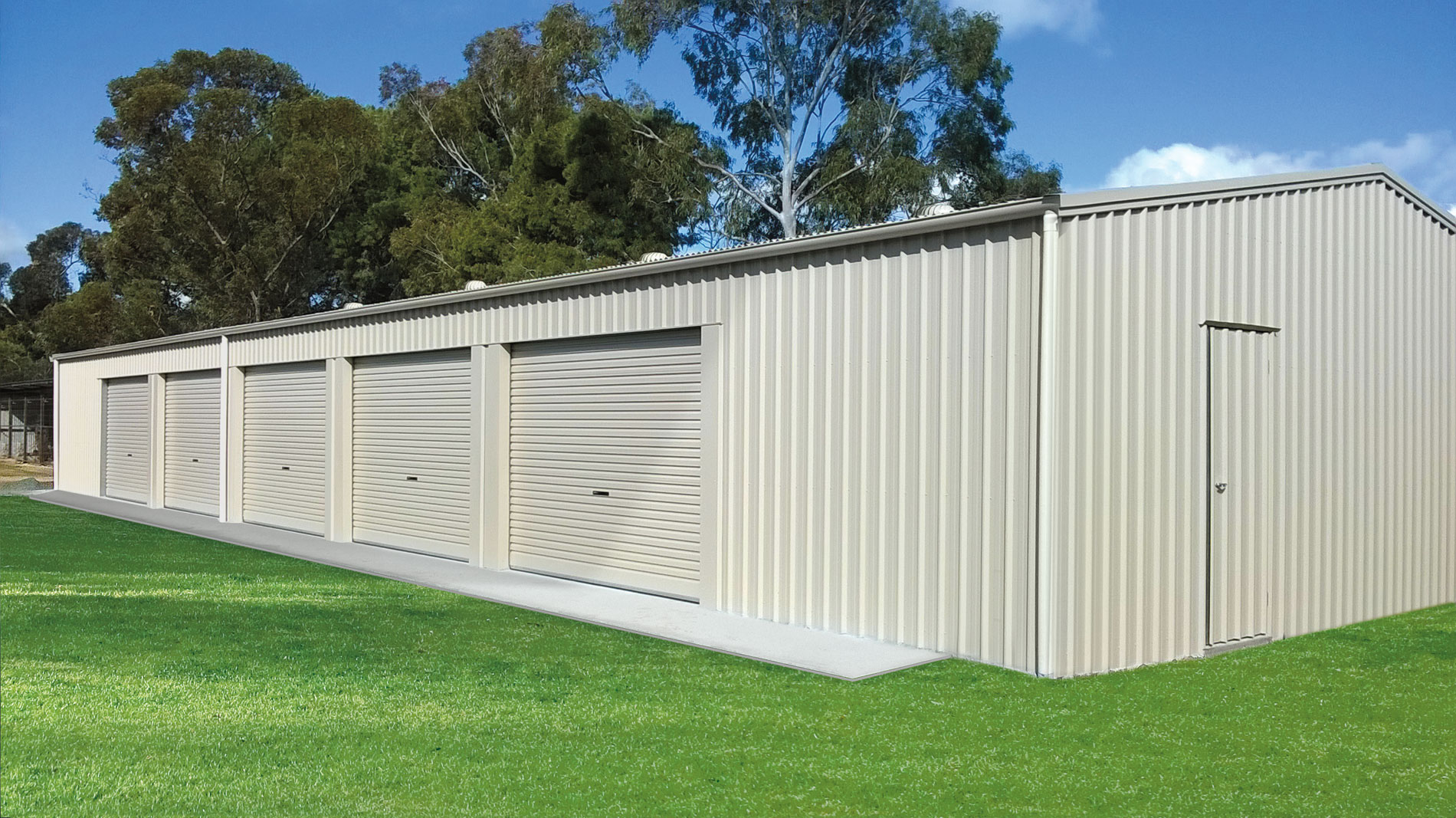 Rural Amp Industrial Sheds Stratco