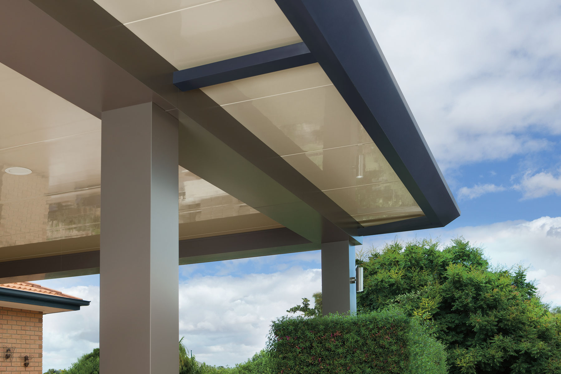 Pavilion Outdoor Living Patio By Stratco Architectural D