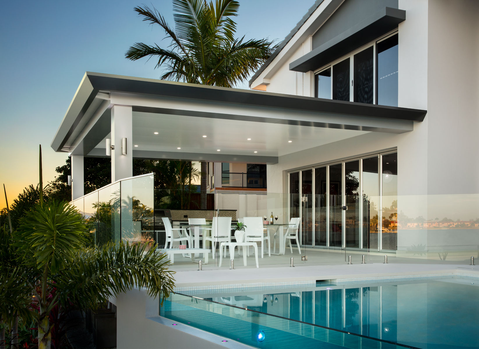 Pavilion - Outdoor Living Patio by Stratco – Architectural D