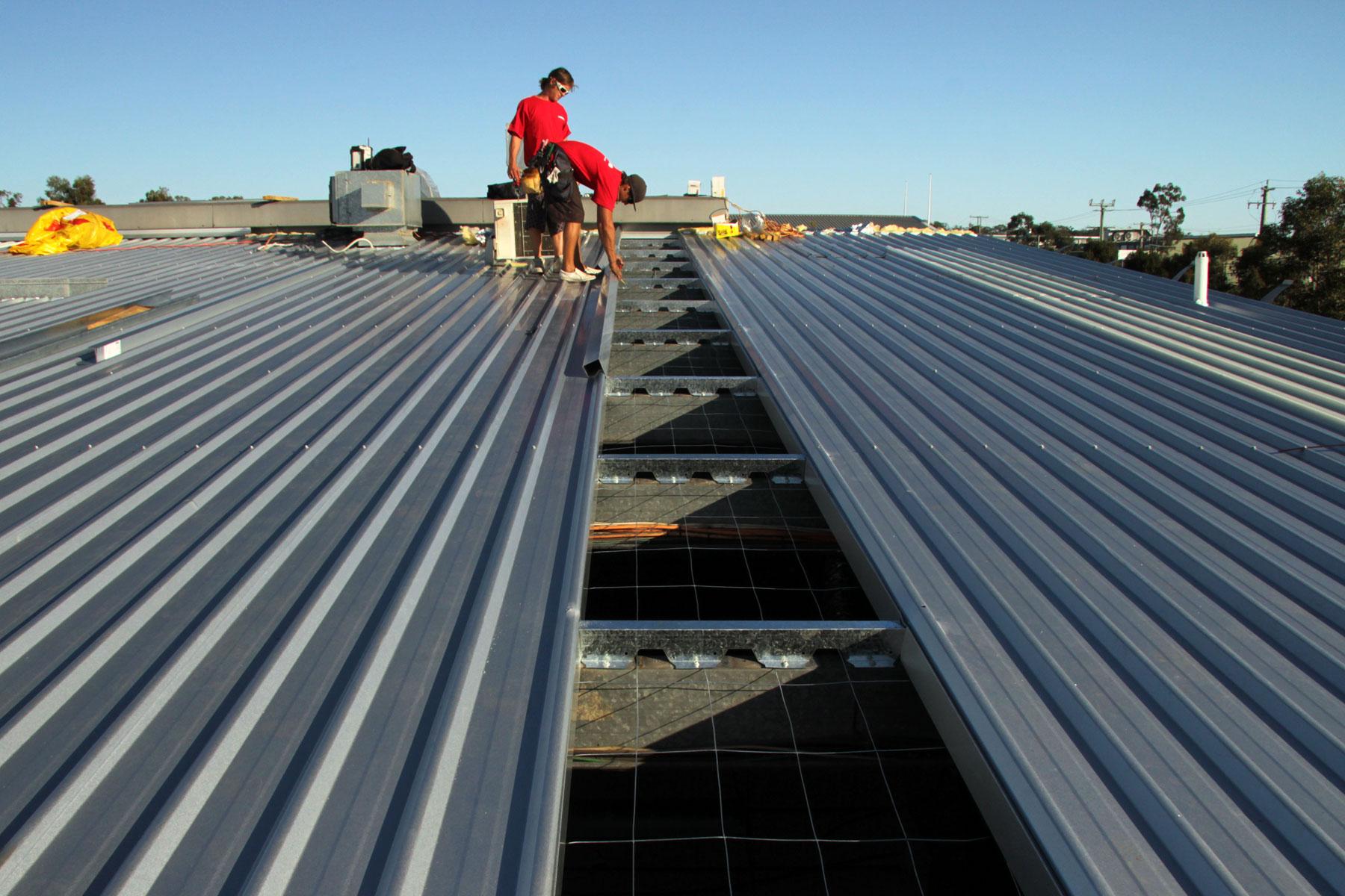 Roofcap Batten Stratco
