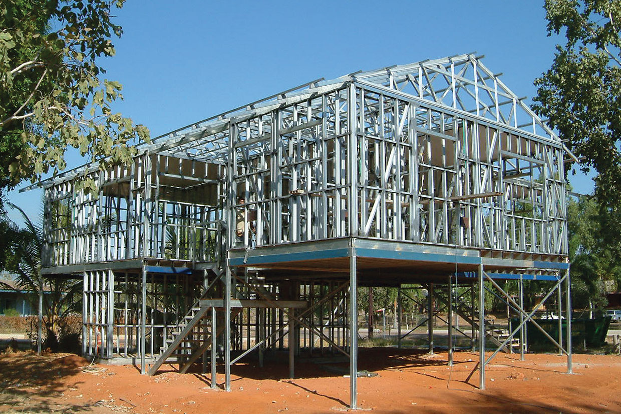 Steel Wall Framing | Stratco
