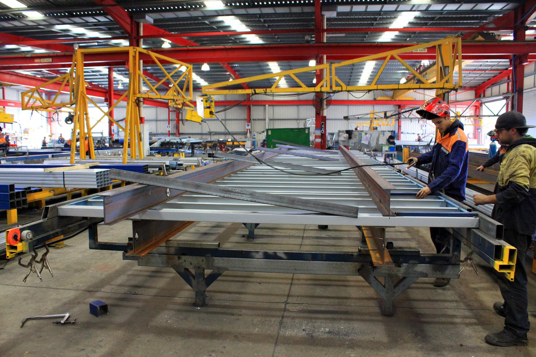 X-1® Steel Framing | Stratco