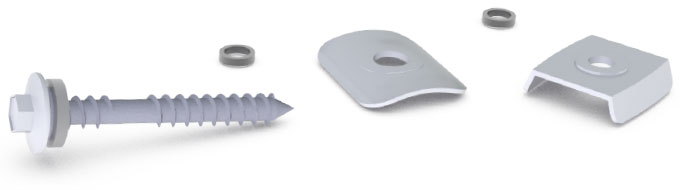 Fasteners Fixings Screws Style Includes Cyclone assembly and Neo Washer
