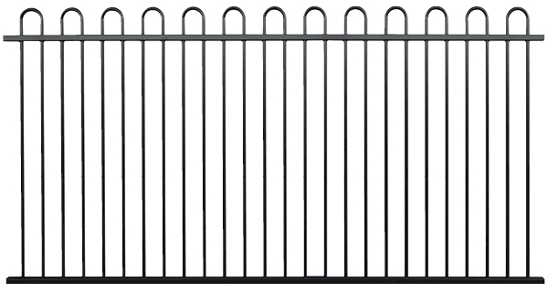 Fencing Fences Fence Aluminium Loop Top