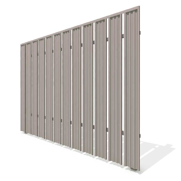 Style-Line Cyclonic Fencing | Stratco