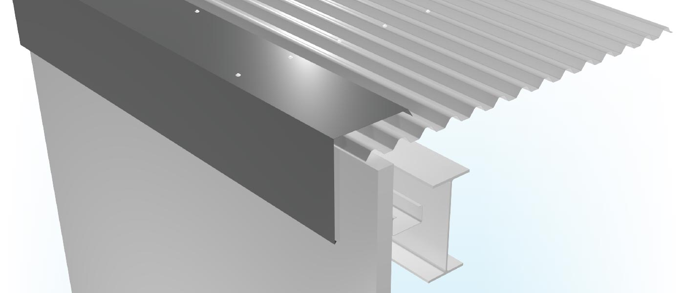 Flashings Roof Flashing Barge Capping