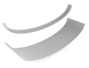 Flashings Roof Flashing Curved Curved Apron Reverse Arch