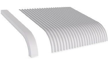 Flashings Roof Flashing Curved Convex Barge Left Hand