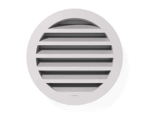 Roofing Accessories Louvre Vents Circular