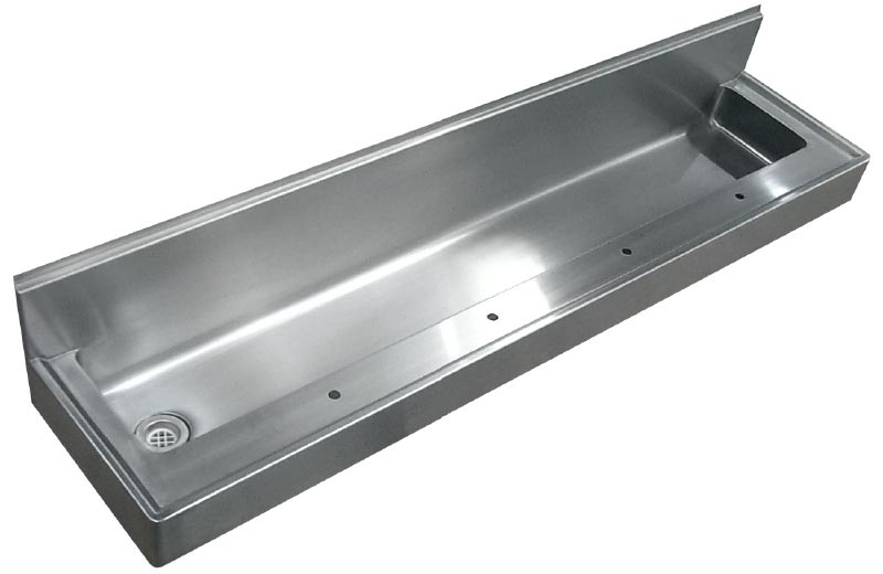 Stainless Steel Ablution Trough