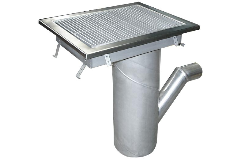 Stainless Steel Silt Trap