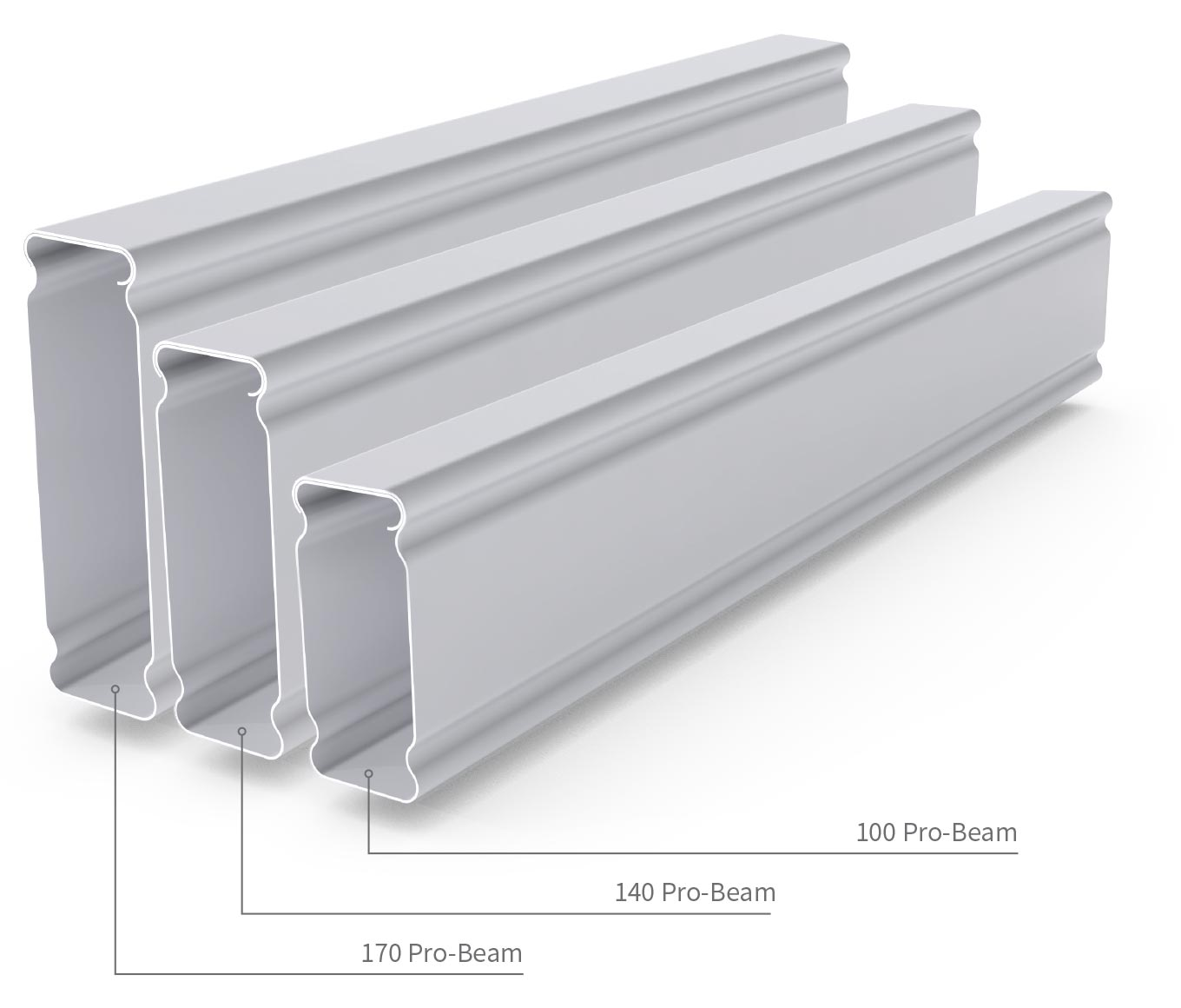 Steel Framing Pro Beam Profile