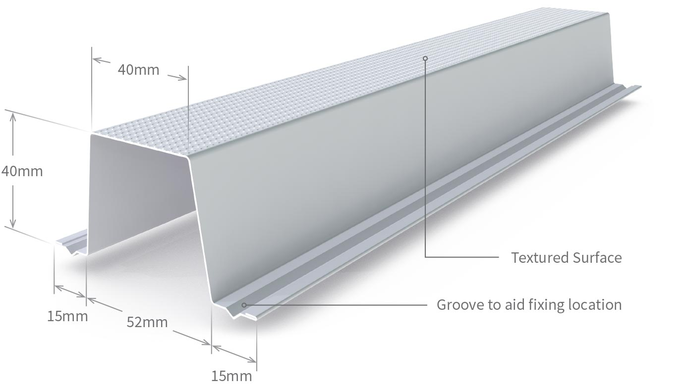 Steel Framing Roofing Batten Profile