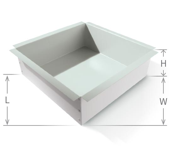 Sumps Sump Design Top View