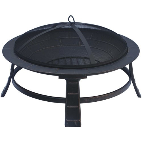 75cm Round Outdoor Firepit on Sunscape Outdoor Living id=16706