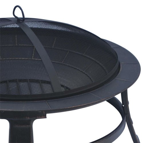 75cm Round Outdoor Firepit on Sunscape Outdoor Living id=15458