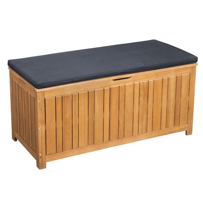 Sunscape Tarkine Timber Storage Box on Sunscape Outdoor Living id=82503