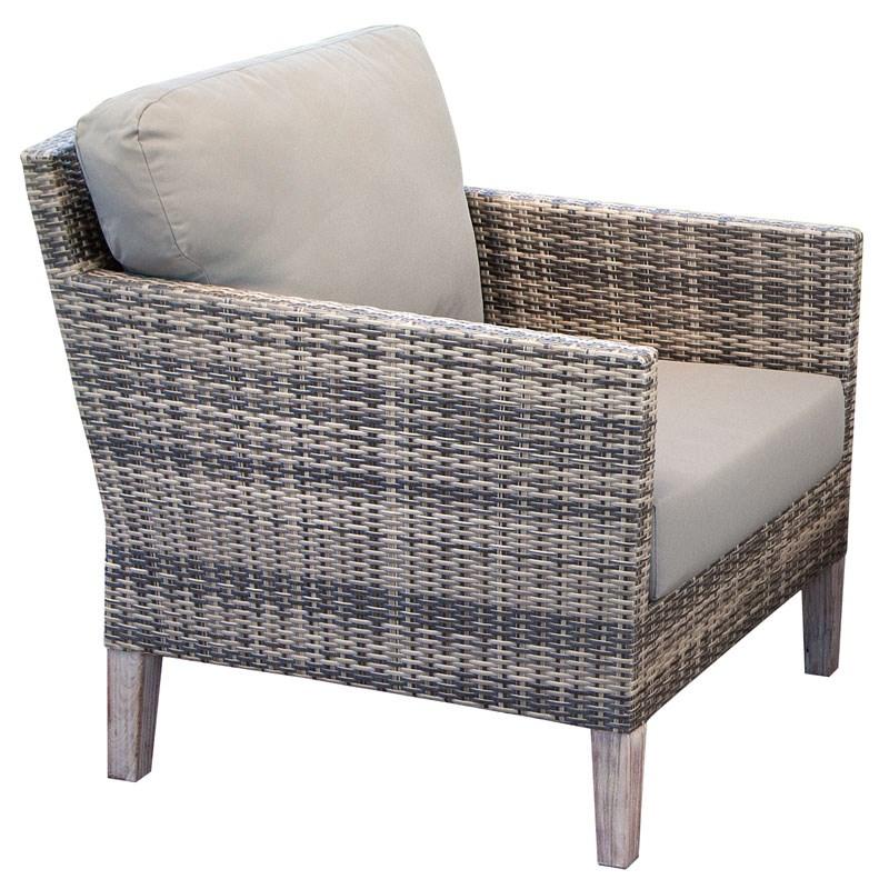 Sunscape Tahiti Reclaimed Teak Single Lounge Chair on Sunscape Outdoor Living id=74078
