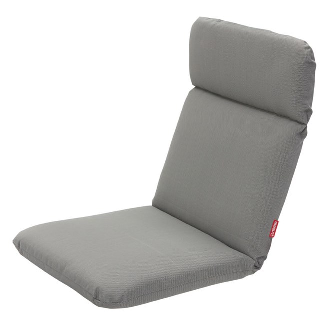 Stratco Grey Textiline Outdoor Back And Seat Cushion