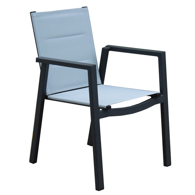 Sunscape Madrid Aluminium Padded Chair on Sunscape Outdoor Living id=12455