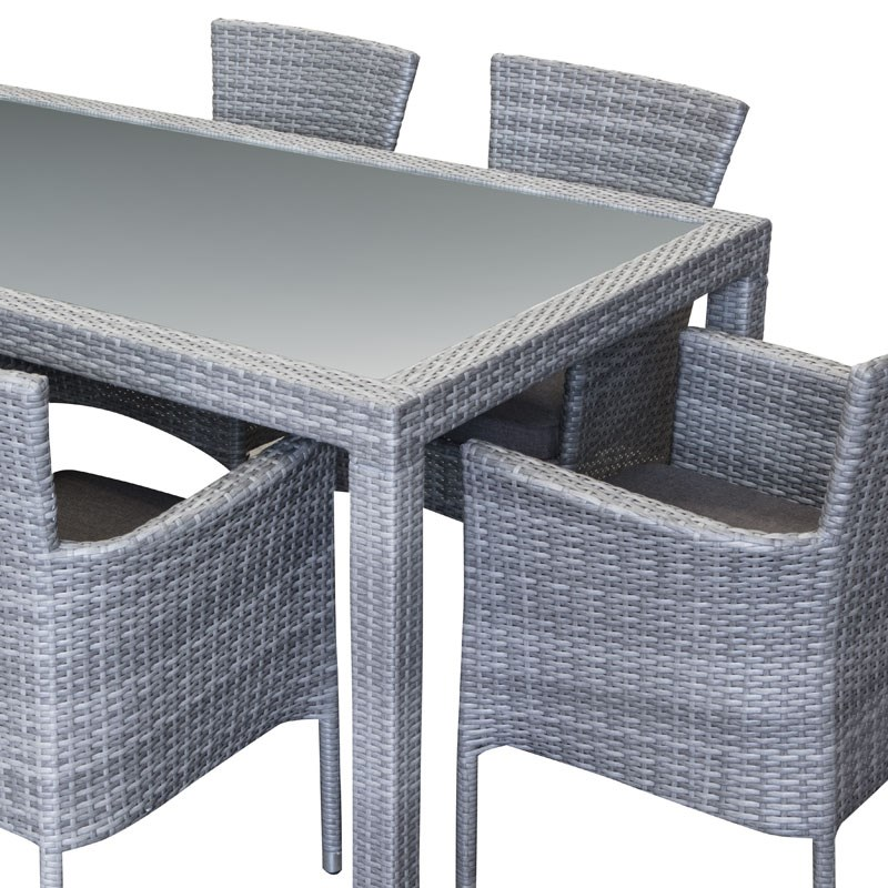 Sunscape Amalfi 7 Piece Dining Setting on Sunscape Outdoor Living id=81998