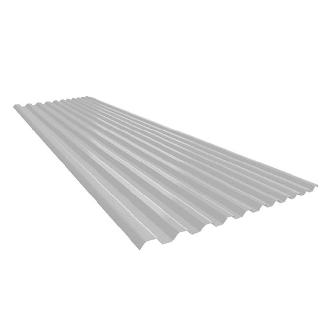 Greca Classic Laserlite Polycarbonate Grey Tint 1.8m