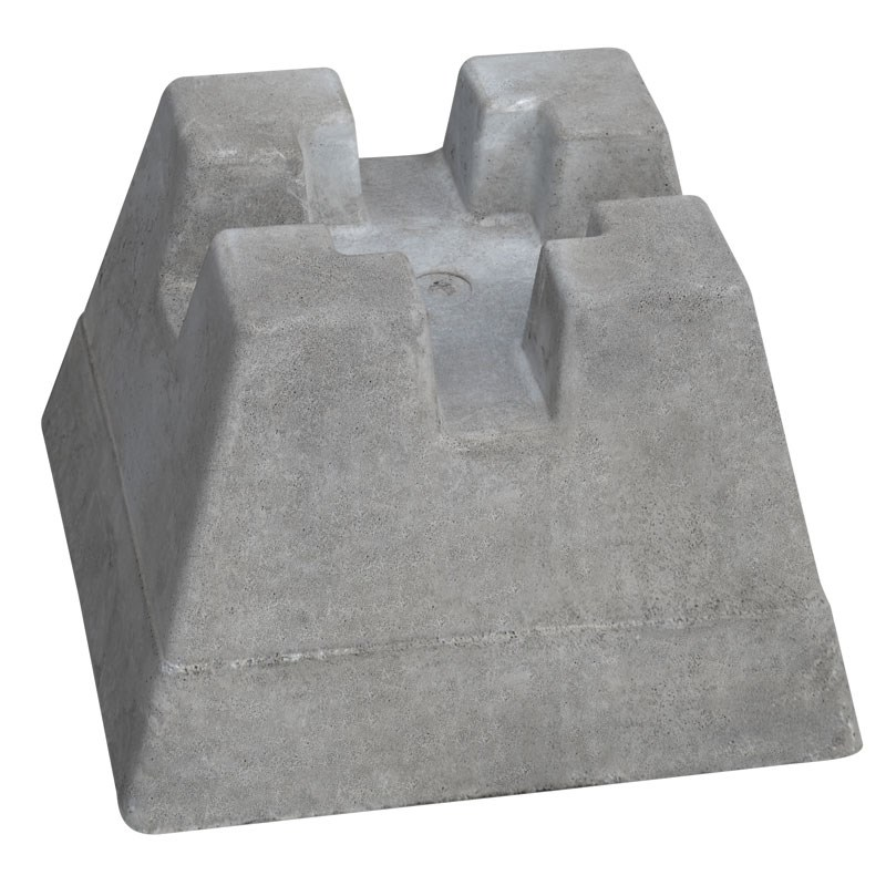 Evo-Crete Handi Foundation Block