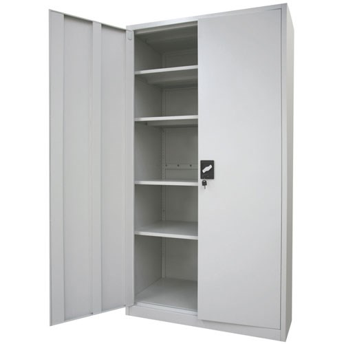 Stratco 2 Door Metal Storage Cabinet