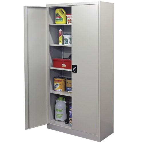 Stratco 2 Door Metal Storage Cabinet