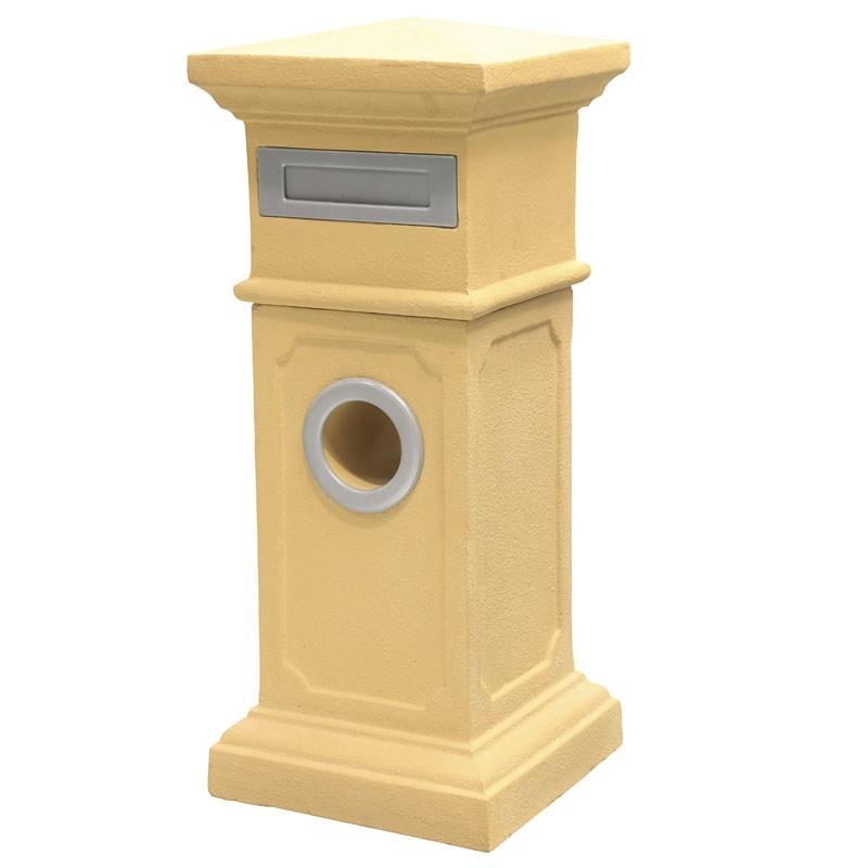 Sandstone Belmora Letterbox