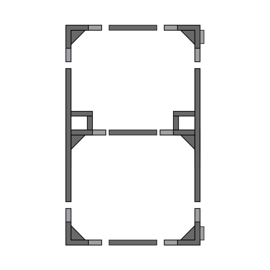 Panel Bed Frame Diy
