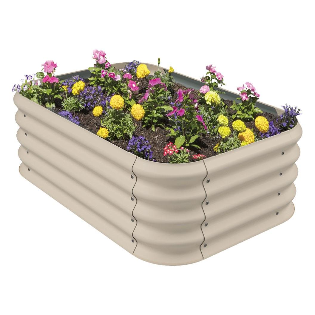 Picture of: Corrugated Garden Bed Merino