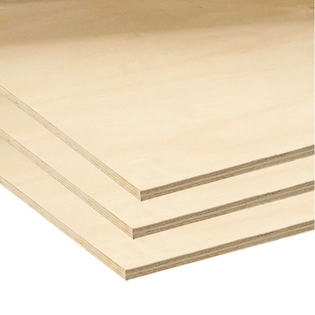 Structural Cd Plywood 1200 X 2400 X 12mm