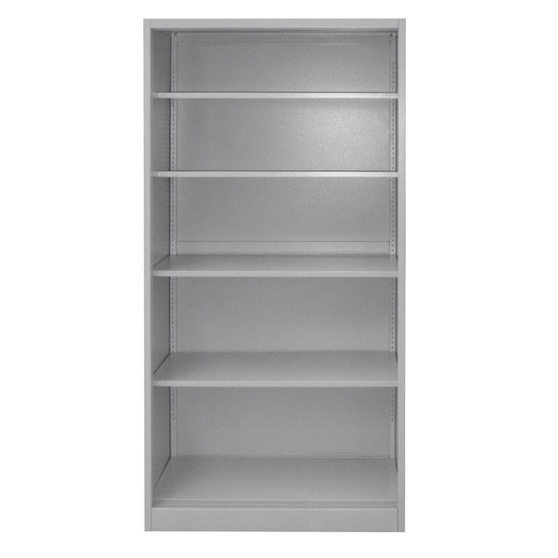 Open Cabinets: 4 Shelf Open Cabinet