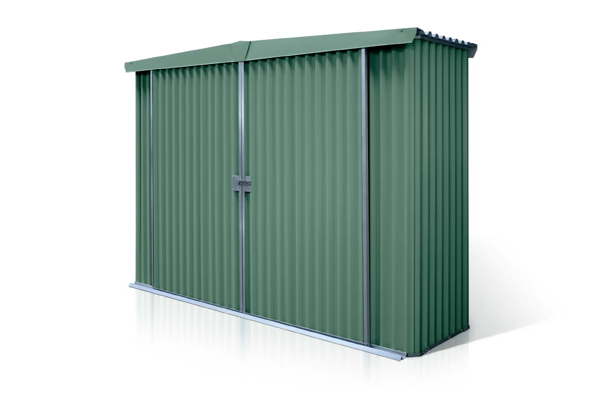 handi-mate locker shed