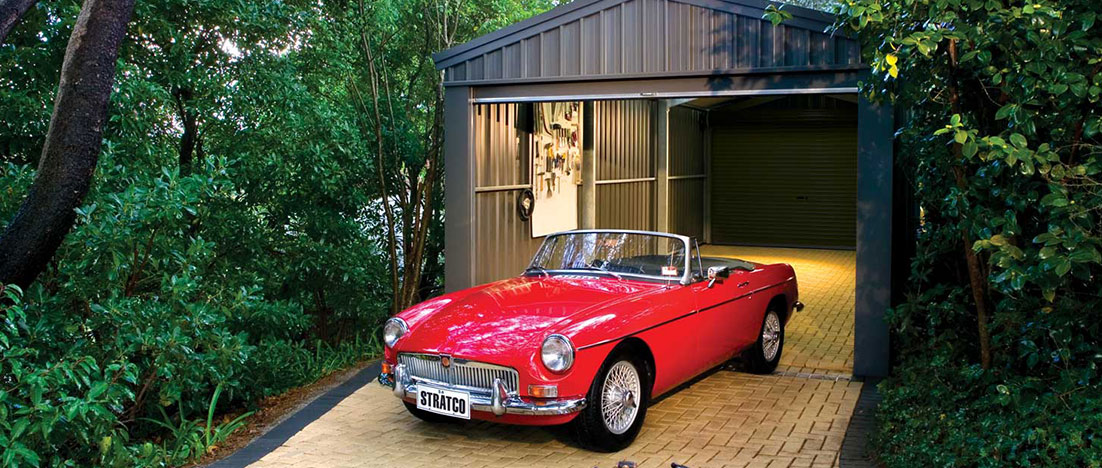 How To Design And Build Your Ideal Garage