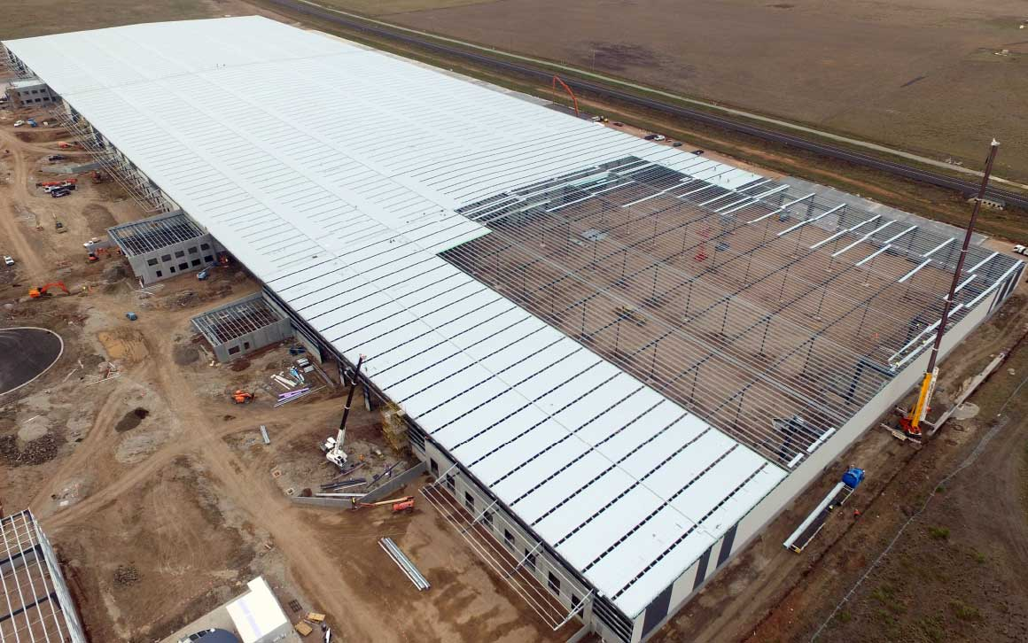 CEVA Logistics Warehouse Cladding Project Feature 1.jpg